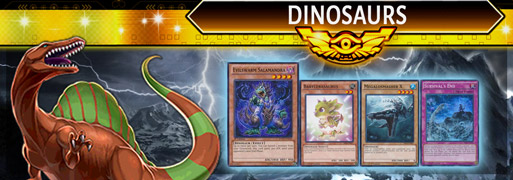 Introduction to Dinos | YuGiOh! Duel Links Meta