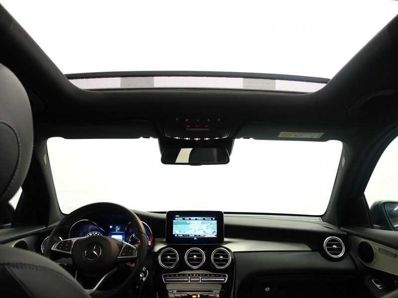Mercedes-Benz GLC 250D 4MATIC 9G- AMG Night Edition, Pano, Rijassistentiepakket,Leer, Full afbeelding 22