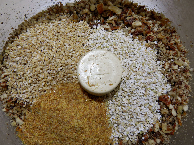Adding Grains