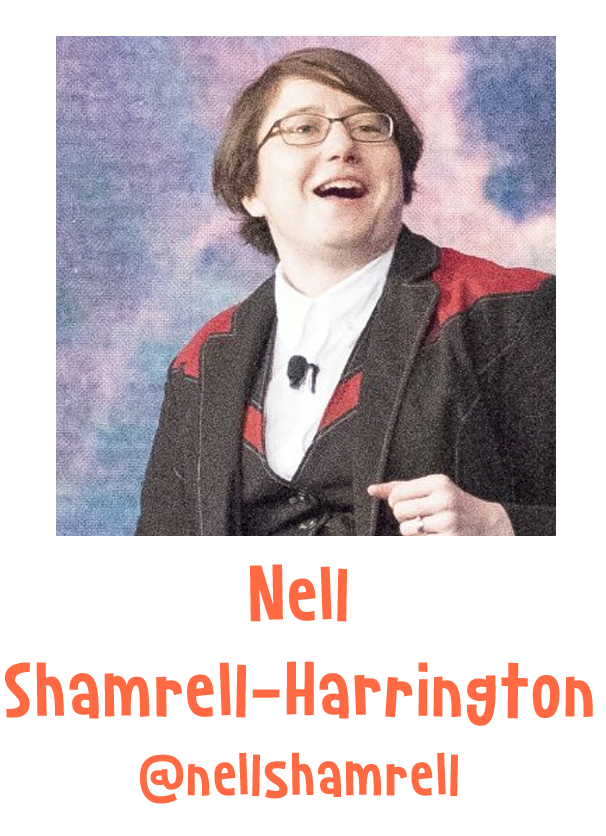 Nell Shamrell-Harrington