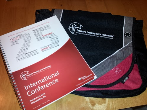T3 Conference Swag
