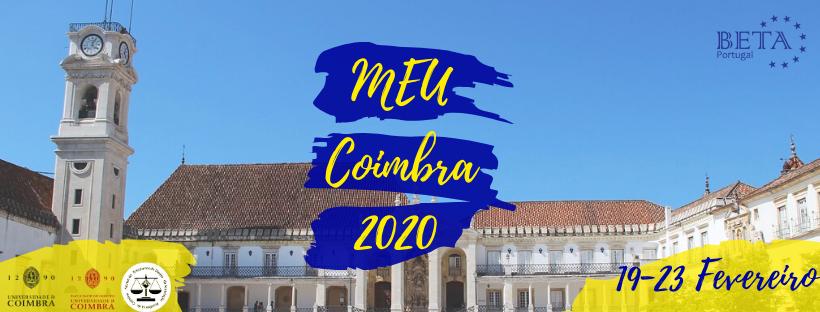 MEU Coimbra 2020