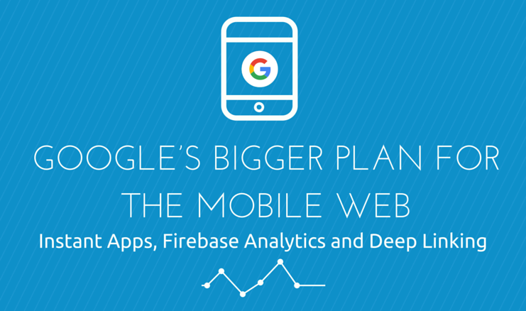 Google's Bigger Plan For The Mobile Web: Firebase, Deep Linking & Instant Apps