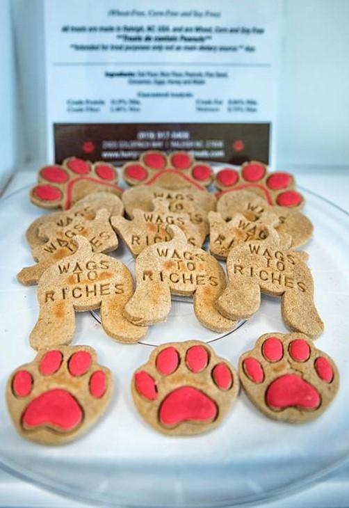 Baker Dave's Dog Treats