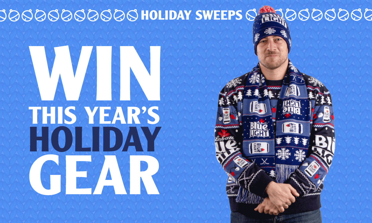 Win this Year's Holiday Gear