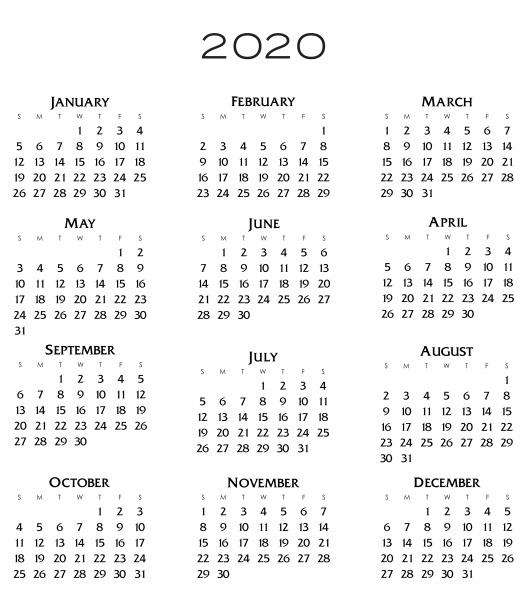MCAT Calendar