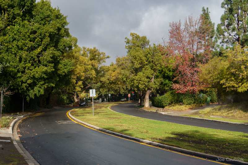 Hillhurst in Los Feliz hills