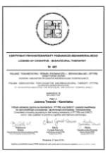 Certyfikat PTTPB