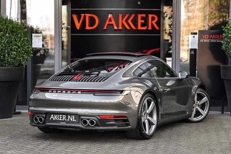 Porsche 911 4S PDCC+4WSTURING+BURMESTER NP.220K afbeelding 24