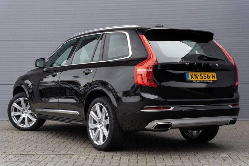 "Volvo XC90 2.0 D4 190pk AWD Inscription 7-pers. Pano Leer Camera 21"" afbeelding 11"