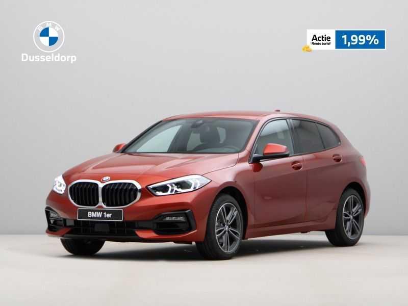 BMW 1 Serie 116i Exe Sportline Aut.