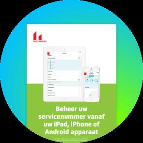 Gratis e-boek van de Belfabriek: Beheer uw telefoonnummers vanaf uw iPhone, iPad of Android apparaat