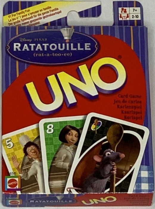 Ratatouille Uno