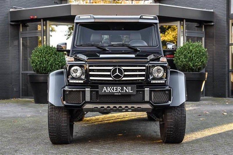 Mercedes-Benz G-Klasse G500 4x4² CARBON+SCH.DAK+AMG RIDE CONTROL afbeelding 15