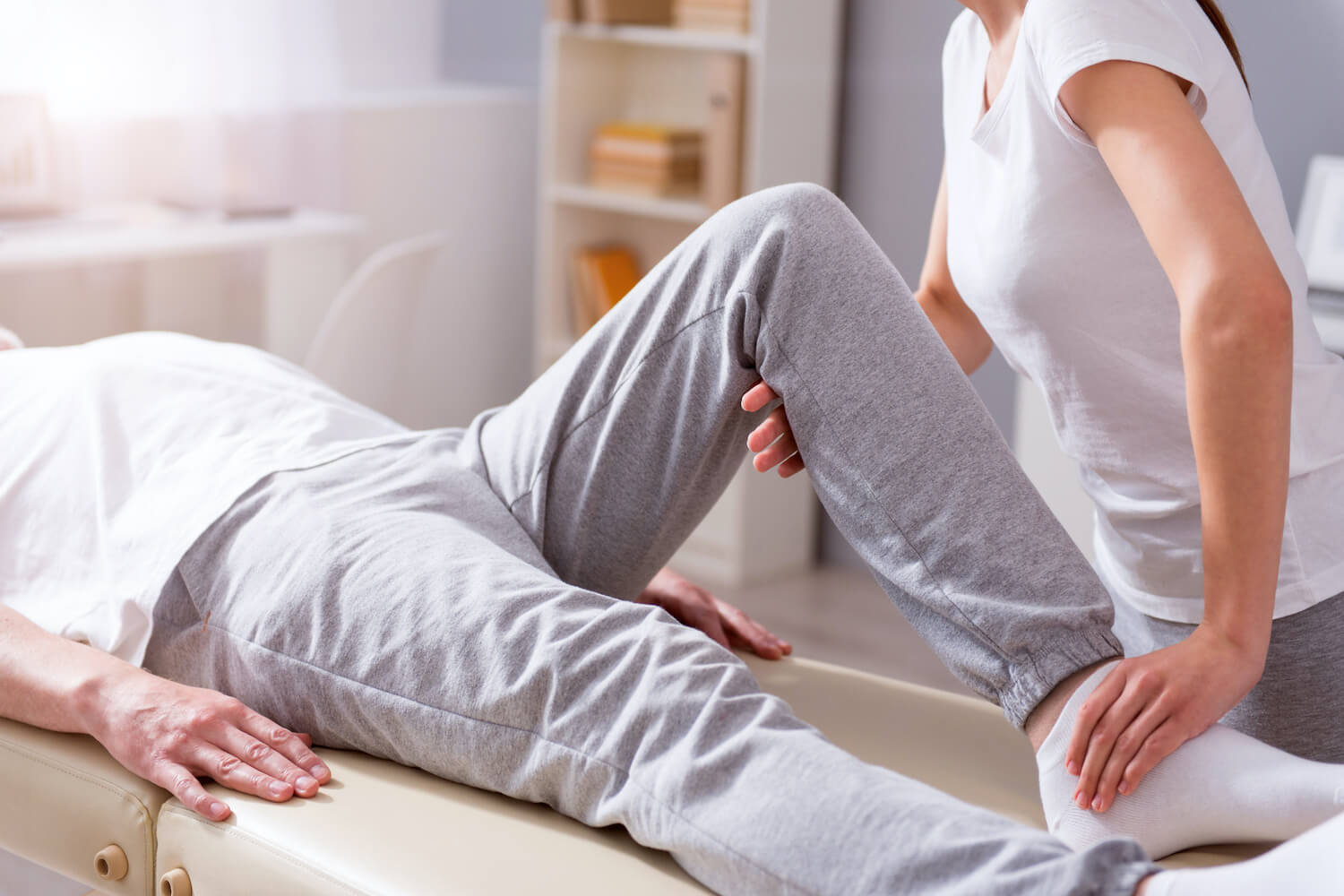 7 Physical Therapy Exercises for Knee Injuries image