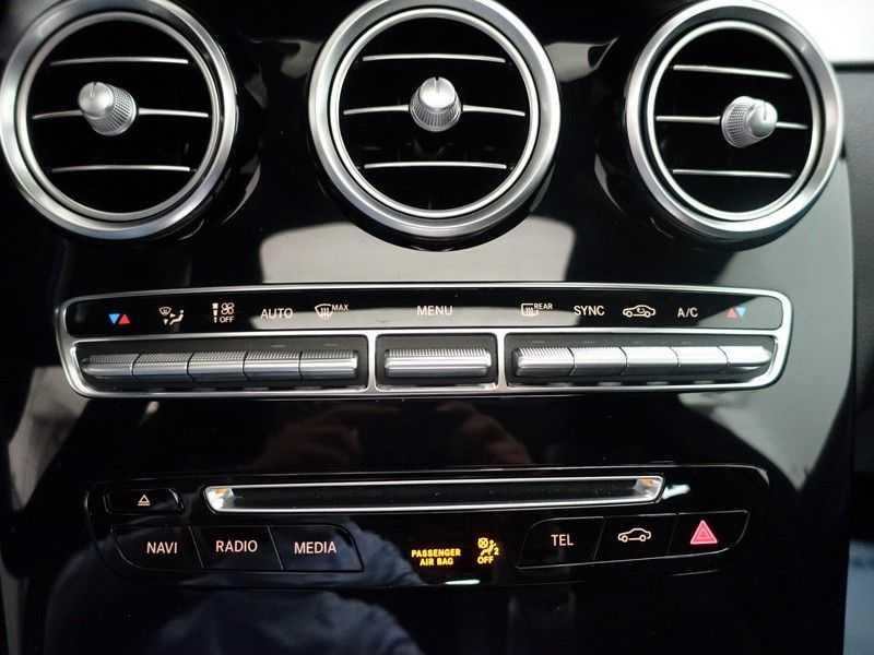 Mercedes-Benz GLC 250D 4MATIC 204pk 9G-Tronic AMG Edition- Panodak, Leer, Navi, Camera afbeelding 6