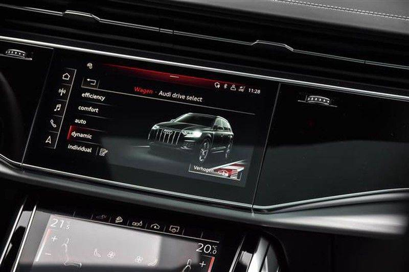 Audi Q7 60 TFSI E COMPETITION S-LINE+PANO.DAK NP.141K afbeelding 14