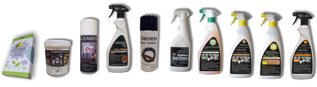Stainless Steel Cleaner Products