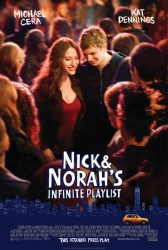 cover Nick and Norah's Infinite Playlist
