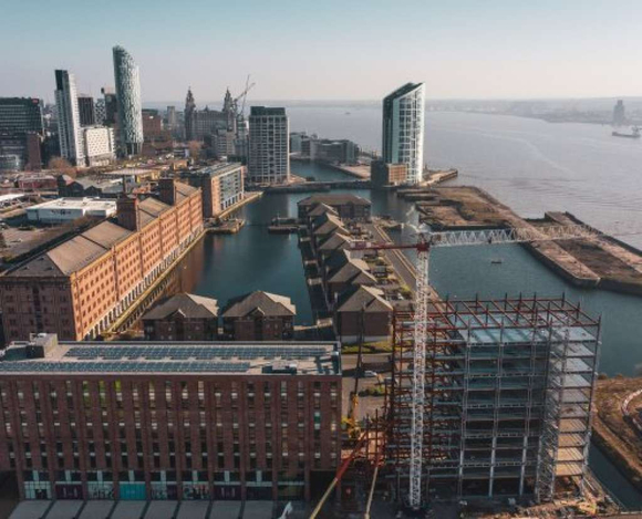 SAVE BRITAINS HERITAGE ARTICLE URGES PLANNERS TO RETHINK INFILL https://www.savebritainsheritage.org/campaigns/item/585/SAVE-urges-planners-to-re-think-infill-plan-for-Liverpools-historic-docks