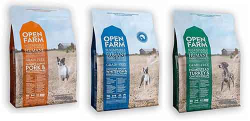 Image of the Open Farm Raw Dog Food