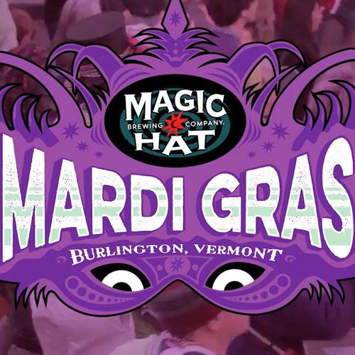 Magic Hat Mardi Gras 2018 Schedule