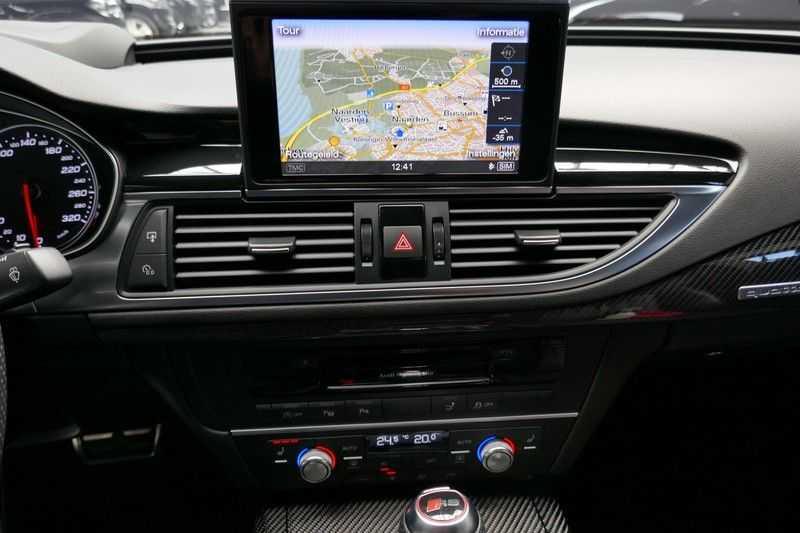 Audi RS7 Sportback A7 4.0 TFSI quattro Pro Line plus B&O - Ceramic brakes afbeelding 20
