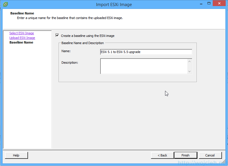 ESXi update - vSphere Update Manager 4