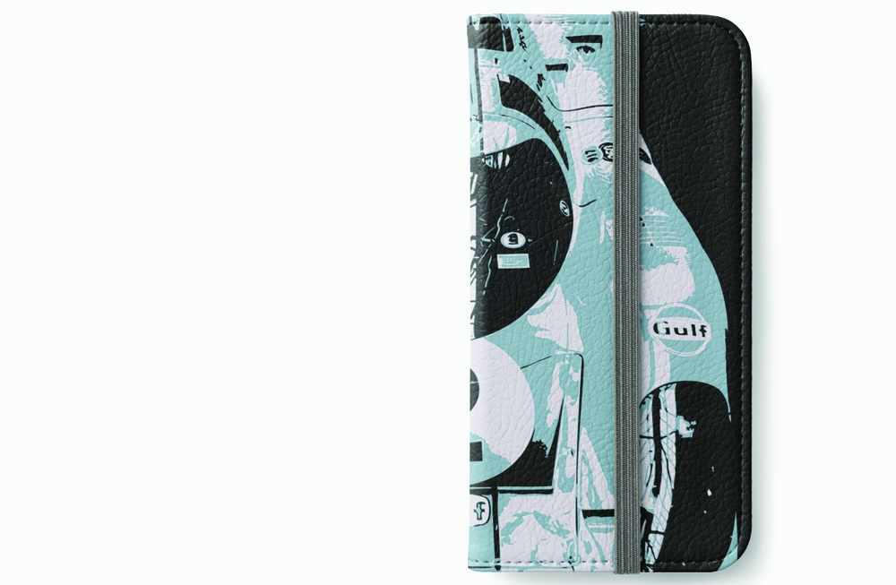 Porsche 917K iPhone Wallet by thespeedart