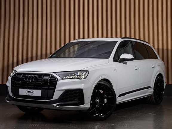 """Audi Q7 55 TFSI e quattro 23"""",PANO,B&O"""