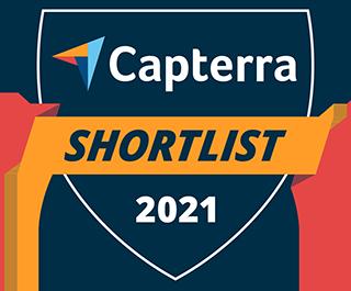 Capterra Shortlist 2021 Logo