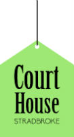 Stradbroke Courthouse and Library Trust (SCALT) logo