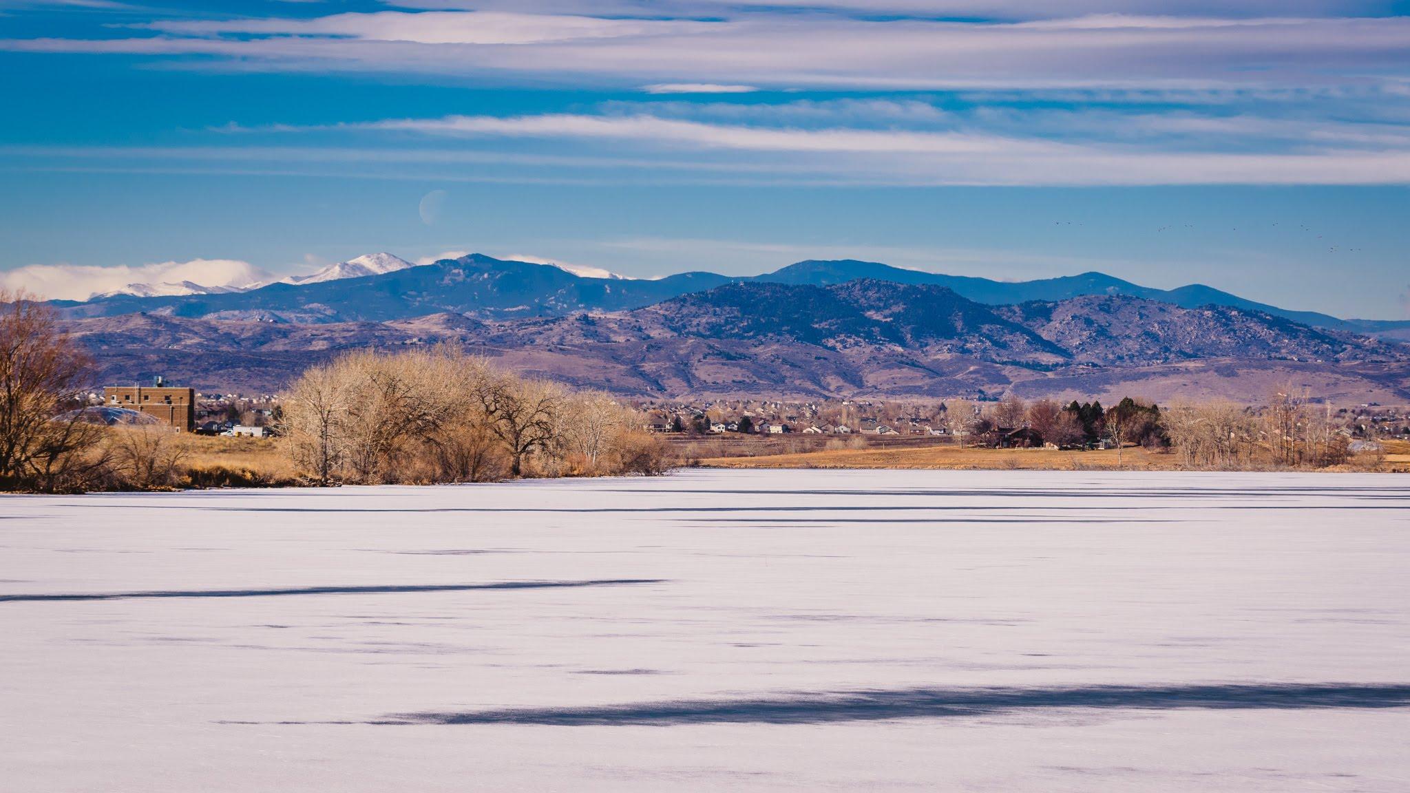 Fossil Creek Reservoir, Fort Collins, CO