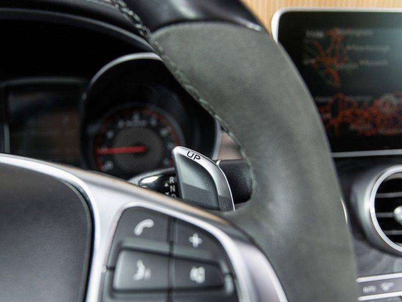 Mercedes-Benz C-Klasse C63 S AMG Cabrio AMG RIDE CONTROL, NIGHTPACK, afbeelding 24
