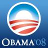 Obama '08 badge