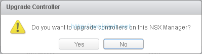 NSX Upgrade - step by step - 9