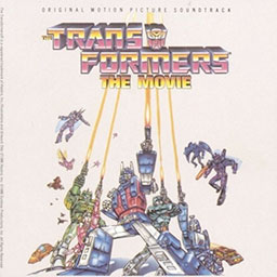 The Transformers - The Movie Soundtrack (1986) album cover
