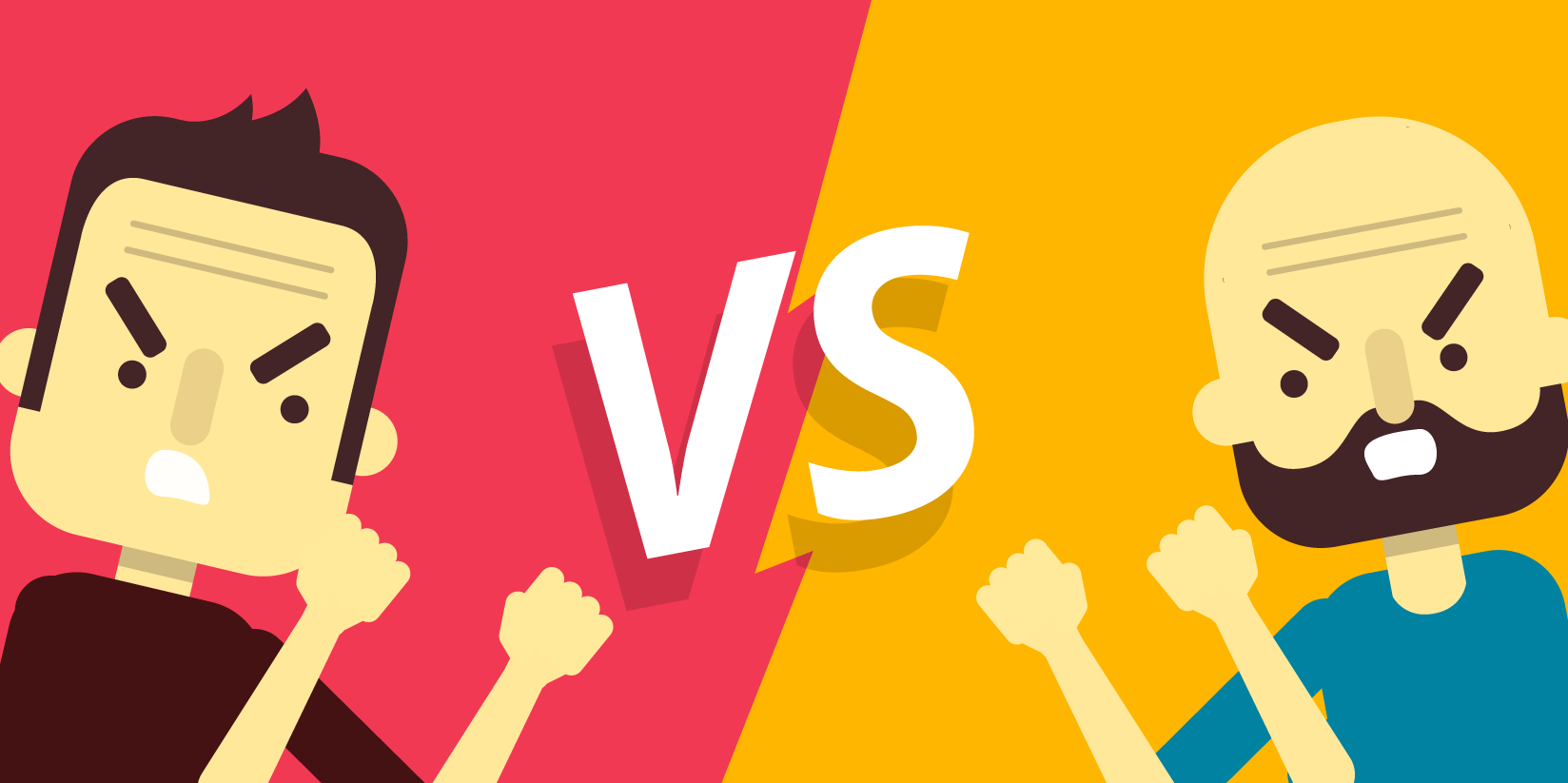 Designer vs Developer: Who's right?