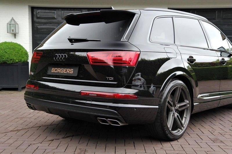 Audi SQ7 4.0 TDI 435 PK SPORTDIFF.+B&O+7P+KERAMISCH+22'' afbeelding 6