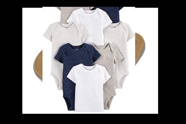 bodis de algodon bebes