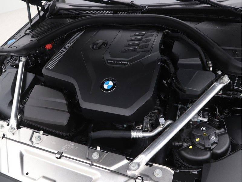 BMW 4 Serie Coupé 420i High Executive M-Sport Automaat afbeelding 4