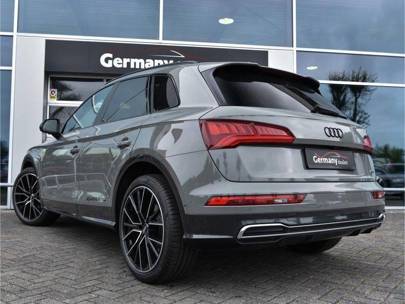 Audi Q5 2.0TFSI 252pk Quattro S-Line Black Edition Quantum! Lucht RS-Zetels Carbon Pano 360Camera 20-Inch afbeelding 4