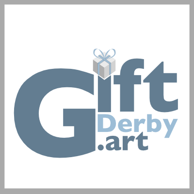 Gift Derby Art This Christmas - Support Local Artists & Makers