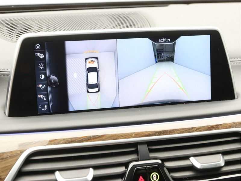 BMW 7 Serie 750i xDrive High Executive M-Sport afbeelding 21