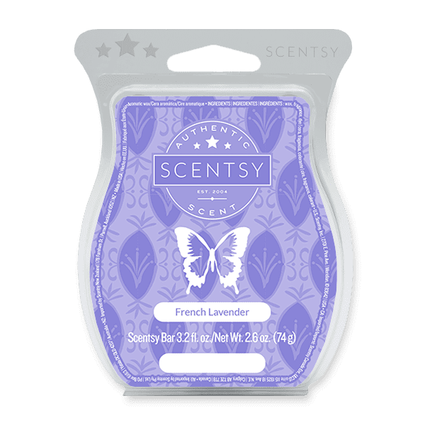 Picture of French Lavender Scentsy Bar