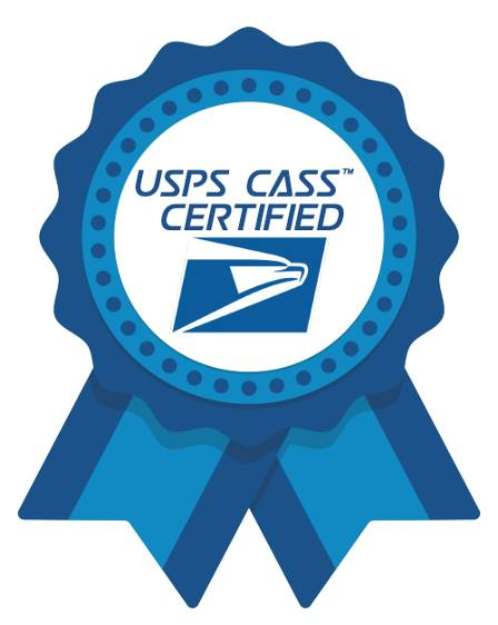 USPS CASS Certified