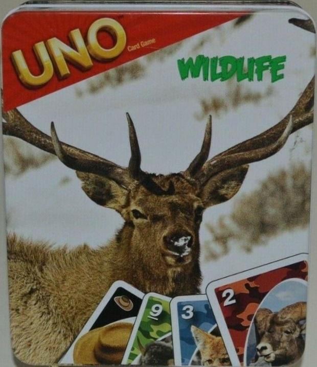 Wildlife Uno