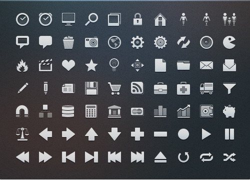 App Bits 1100 Stylish Modern Mono Line Icons For Use In Web And