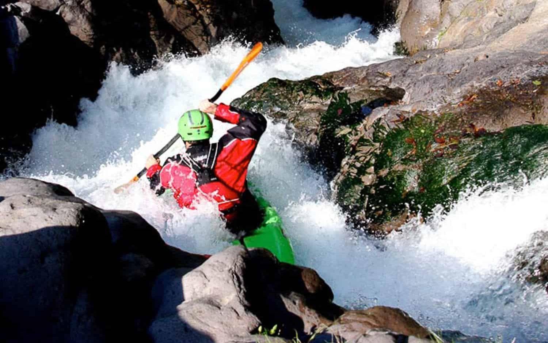 Washington kayaking