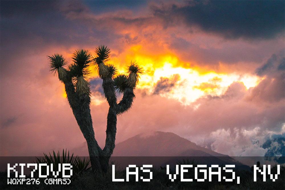 KI7DVB Las Vegas